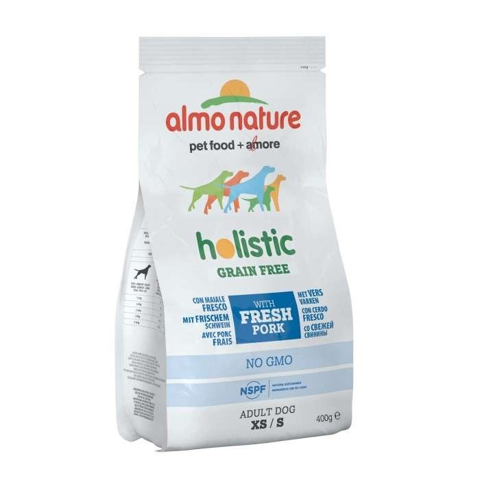 Almo Nature Medium + Large - Maiale e patate 400 g, 2 kg
