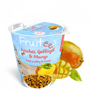 Finest Snack Concept - Fruitees Mango - EAN: 4015598009553