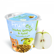 Finest Snack Concept - Fruitees Apple - EAN: 4015598009492