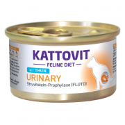 Kattovit Feline Diet Urinary - Low Magnesium Tonijn 85 g actuele top aanbiedingen