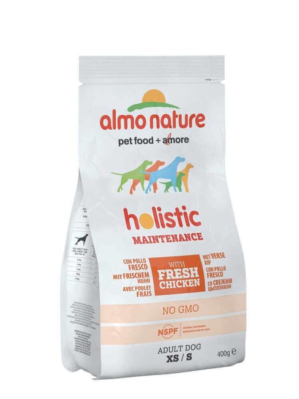 Almo Nature Holistic Adult Kip & Rijst Small 400 g