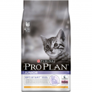 Purina Pro Plan Junior kanssa OPTIRENAL runsaasti kanaa 1.5 kg