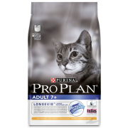 Purina Pro Plan Adult 7+ Longevis - Rich in Chicken 1.5 kg