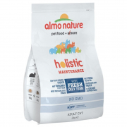Holistic Adult Cat  White Fish and Rice 2 kg