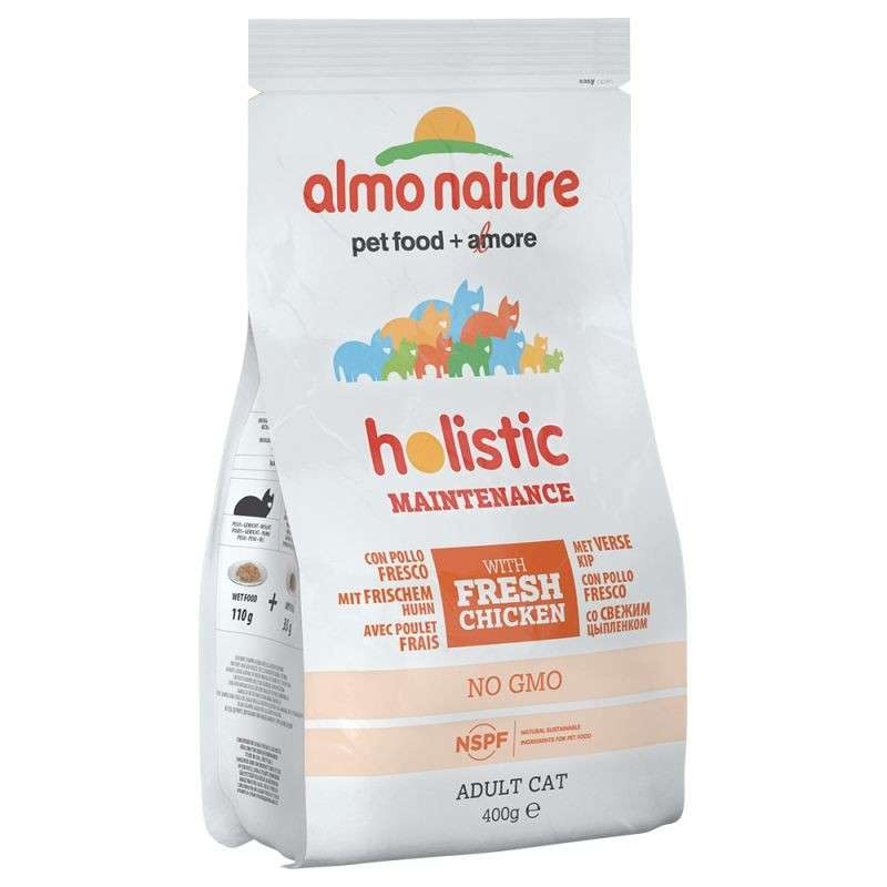 Almo Nature Holistic Adult Pollo con riso 8001154121339 opinioni
