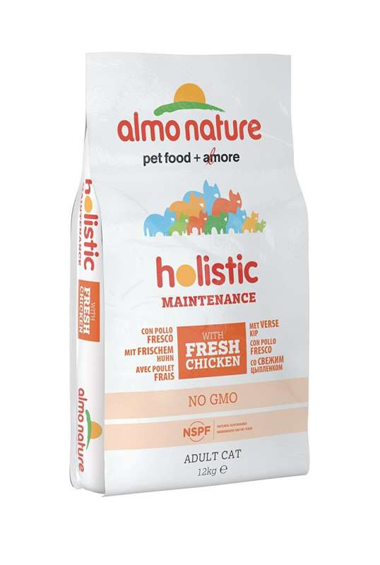 Almo Nature Holistic Adult Poulet et riz 12 kg