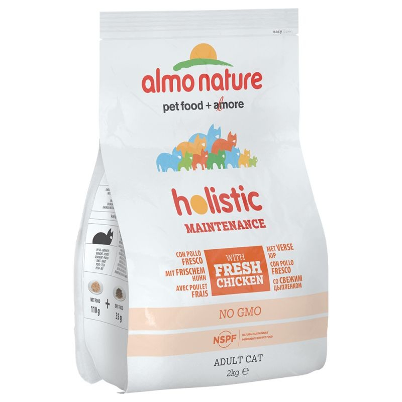 Almo Nature Holistic Adult Pollo con riso 2 kg