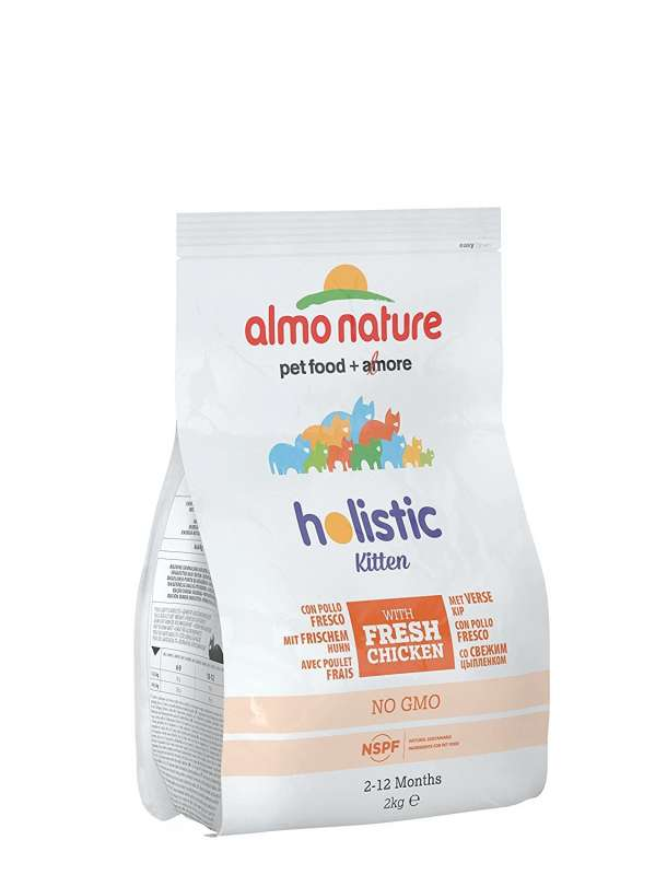 Almo Nature Holistic Kitten Chicken and Rice