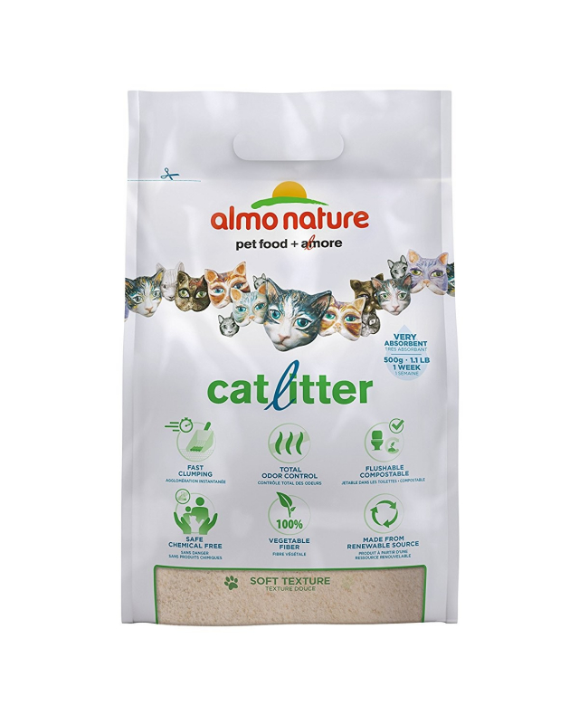Almo Nature Catlitter EAN: 8001154126723 reviews