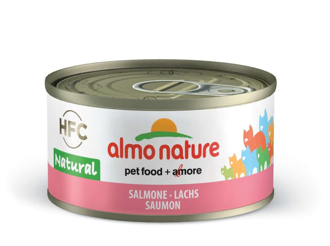 Almo Nature HFC Natural Salmon 70 g order cheap