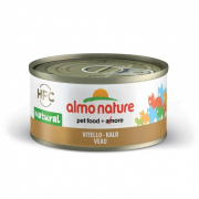 Almo NatureHFC Natural Veal 70 g Cat food