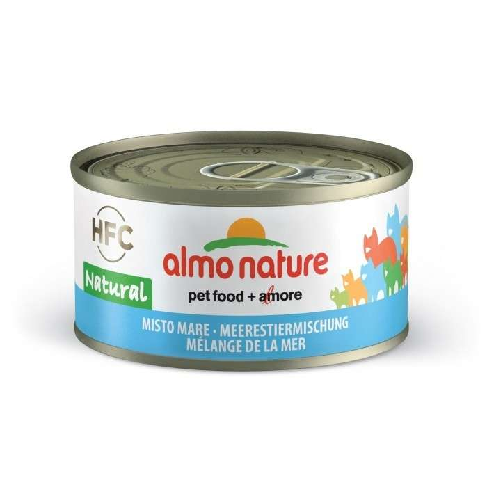 Almo Nature HFC Natural Seafood Mix EAN: 8001154007602 reviews