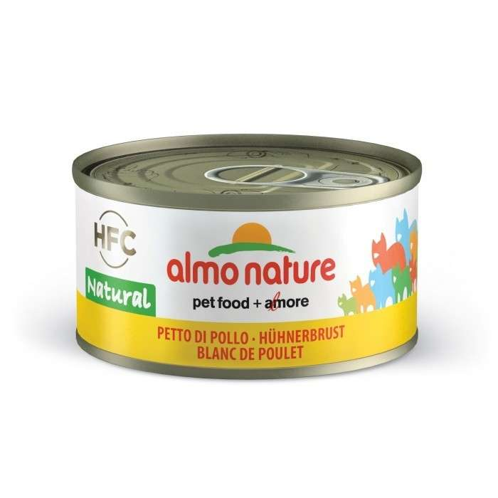 Almo Nature HFC Natural Kipfilet 70 g