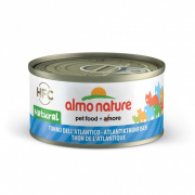 HFC Natural Thon de l'Atlantique 70 g