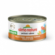 Almo NatureHFC Natural Chicken and Tuna 70 g Cat food