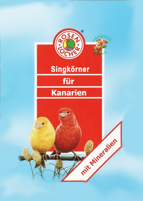 Rosenlöcher Sing Grains for Canaries and Exotic Birds 20 g kjøp billig med rabatt