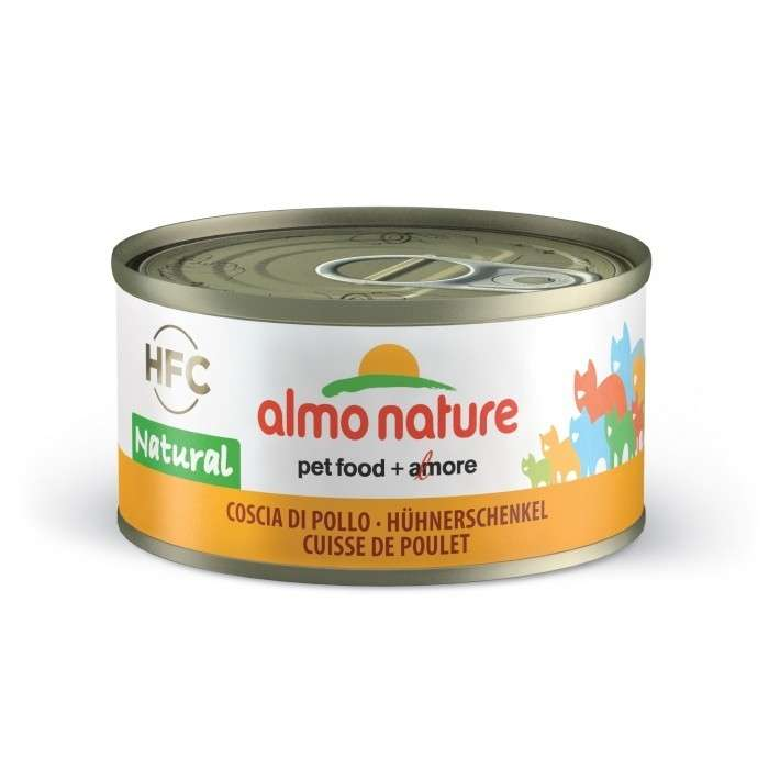 Almo Nature HFC Natural Kippendijen 70 g