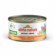 Almo Nature HFC Natural Tuna and Shrimps