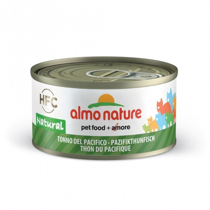 Almo Nature HFC Natural Pacific tonijn 70 g 8001154007589