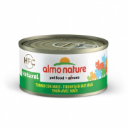 Almo NatureHFC Natural Tuna and Sweetcorn 70 g Cat food