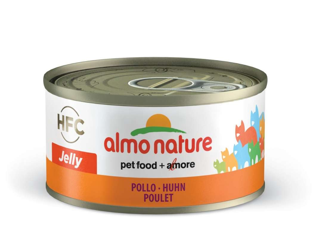 Almo Nature HFC Jelly Kylling 70 g, 140 g, 280 g test