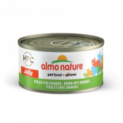Almo NatureHFC Jelly Chicken and Pineapple 70 g Cat food