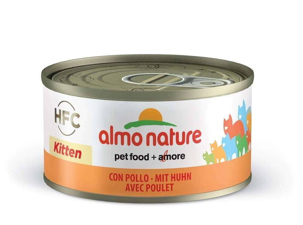 Almo Nature HFC Kitten Poulet 70 g