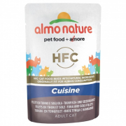 Almo Nature HFC Cuisine Tuna and Sole Fillets 55 g