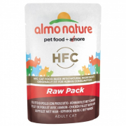 HFC Raw Pack Chicken Fillet with Ham 55 g