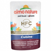 Almo Nature HFC Cuisine Tuna Fillet and Lobster 55 g