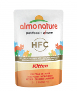 HFC Cuisine Kitten with Chicken 55 g