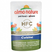 HFC Cuisine Filetto di tonno e alghe 55 g