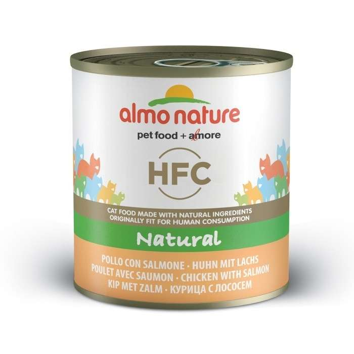 Almo Nature HFC Natural Kip & Zalm 280 g