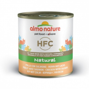 HFC Natural Chicken and Salmon - EAN: 8001154123777