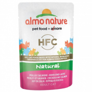 Almo Nature HFC Natural Chicken and Salmon 55 g