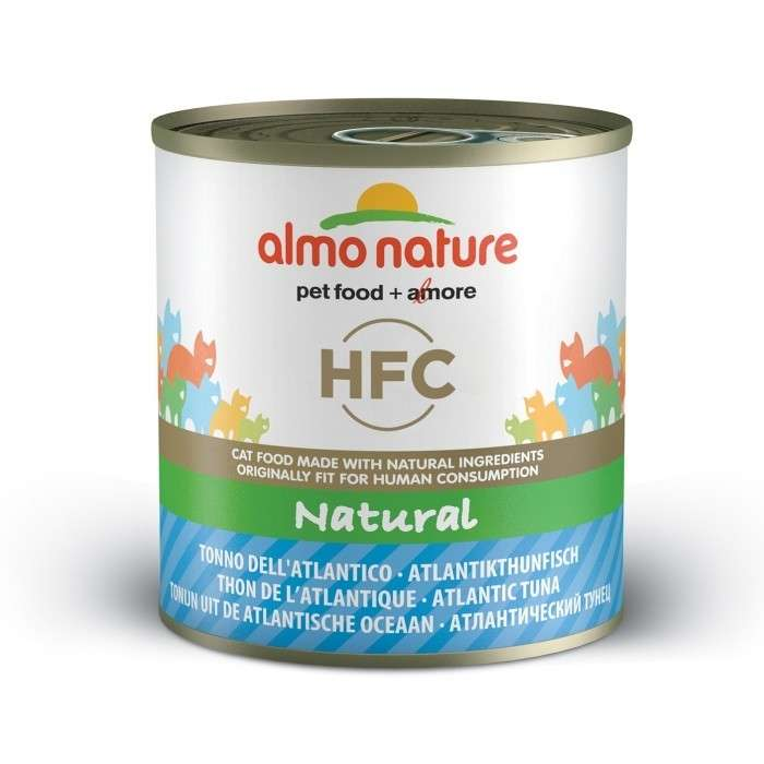 Almo Nature HFC Natural Atlantische Tonijn 280 g 8001154125108