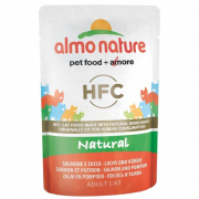 Almo Nature HFC Natural Saumon & Potiron 55 g