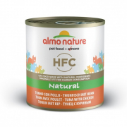 HFC Natural Tuna and Chicken - EAN: 8001154123791