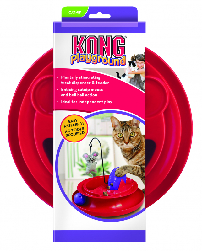 KONG Cat Playground  0035585334264 opiniones