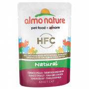 Almo NatureHFC Natural Tuna and Chicken 55 g Cat food