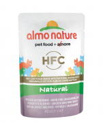 Almo NatureHFC Natural Chicken and Whitebait 55 g Cat food