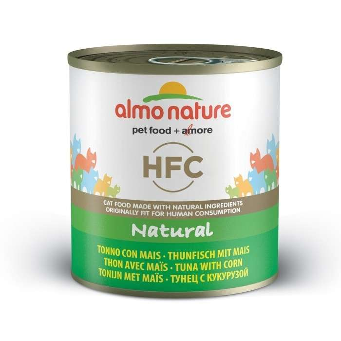 Almo Nature HFC Natural Tonijn met Maïs 280 g