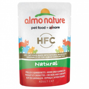 Almo Nature HFC Natural Pollo y Gambas 55 g