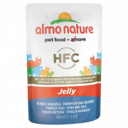 Almo NatureHFC Jelly Tuna and Sole 55 g Cat food