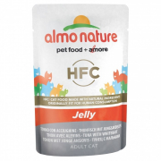 Almo Nature HFC Jelly Tuna and Whitebait 55 g