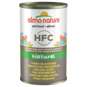 Almo NatureHFC Natural Tuna with Whitebait 140 g