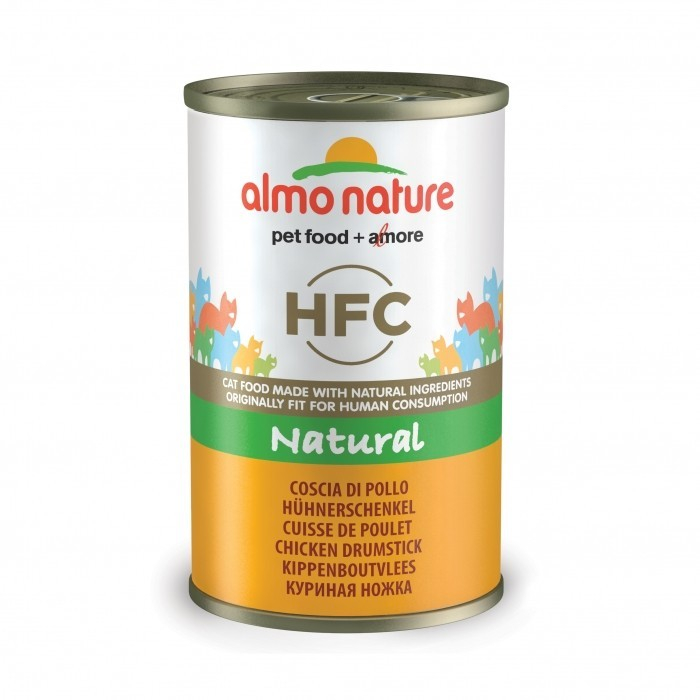 Almo Nature HFC Natural Kipschenkel 140 g