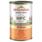 Almo NatureHFC Kitten Chicken 140 g