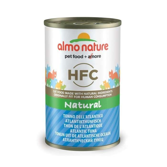 Almo Nature HFC Natural Atlantische Tonijn 140 g