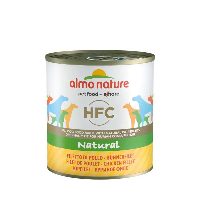 Almo Nature HFC Natural Kipfilet 280 g 8001154124293